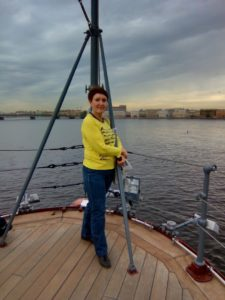 Марина Горячихина