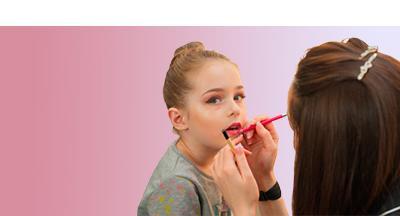 «Сценический макияж для Вас и Вашей дочурки»